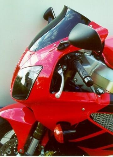 Honda VTR 1000 SP2 (02-) - MRA čiré plexi spoiler