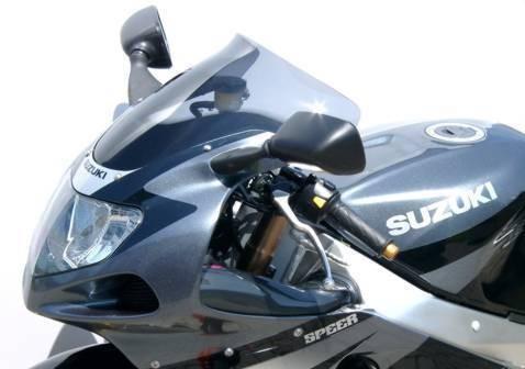Suzuki GSX-R 750 (00-03) - MRA čiré plexi spoiler