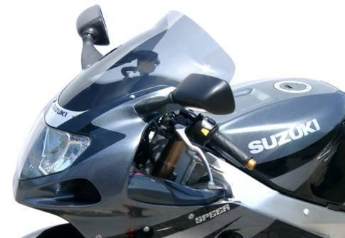 Suzuki GSX-R 750 (00-03) - MRA čiré plexi touring