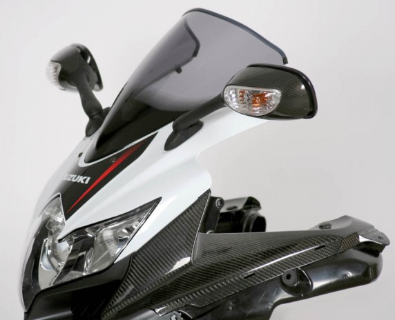 Suzuki GSX-R 750 (08-10) - MRA plexi Racing, čiré
