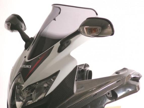 Suzuki GSX-R 750 (08-10) - MRA plexi Spoiler, čiré