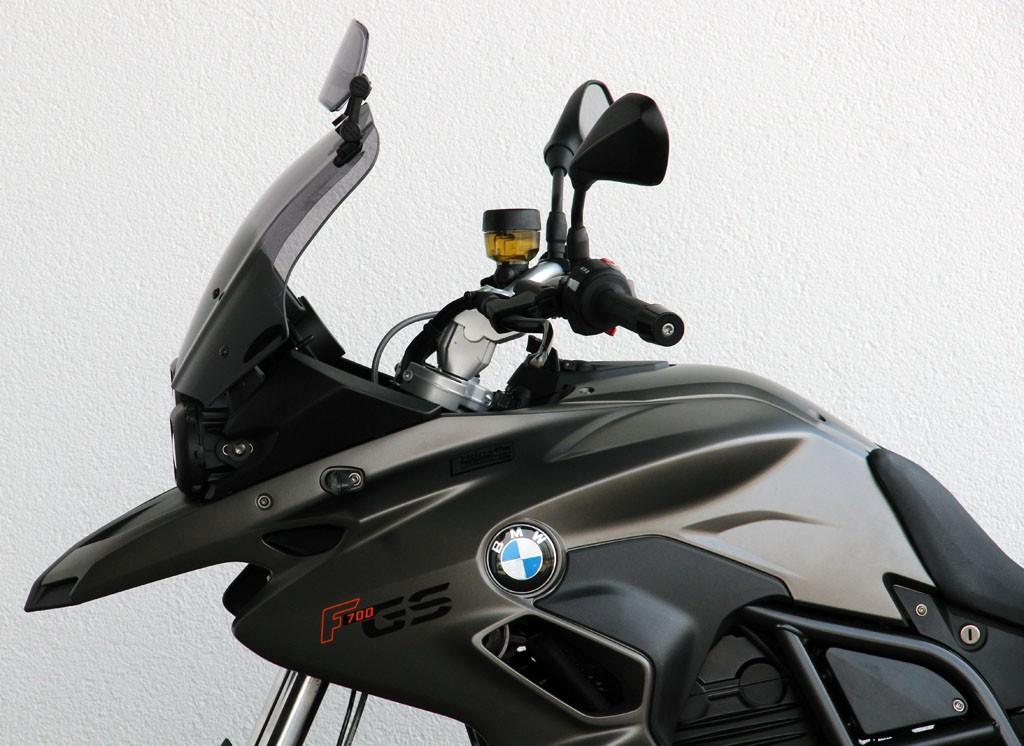 BMW F 700 GS (13-) čiré plexi MRA X-Creen Sport  e8726dd0d6