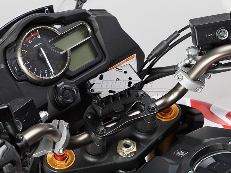 Suzuki V-Strom 1000 (14-) - QUICK-LOCK držák GPS