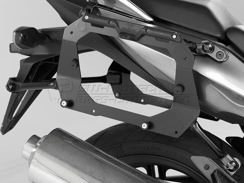 Honda CBF 1000 (06-09) - boční nosič EVO SW-Motech - pro kufry G