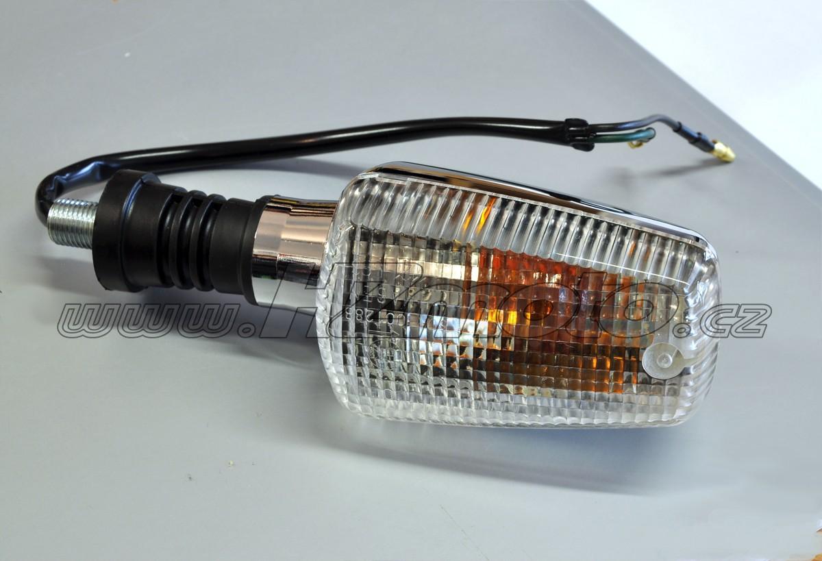 Yamaha XJR 1300 (07-) Blinkr levý přední, originální ND