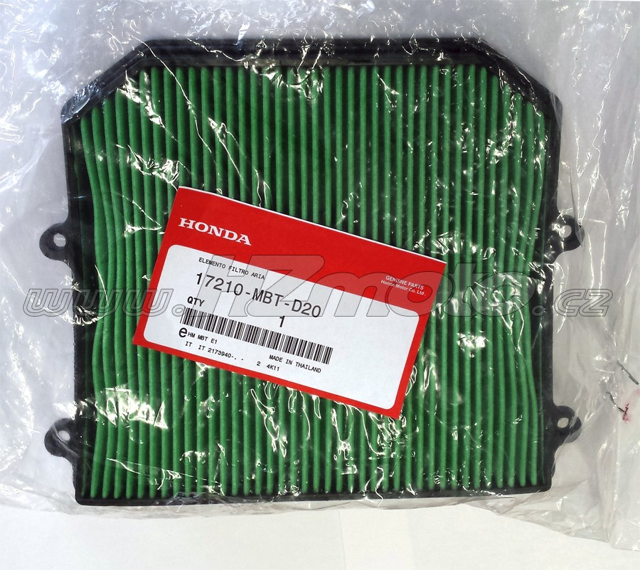 Honda XL 1000 V Varadero (03-12) - vzduchový filtr originální