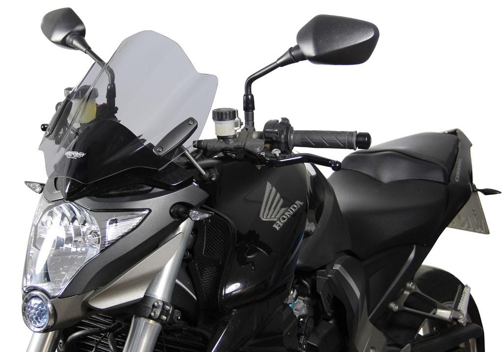 Honda CB 1000 R (08-17) - čiré plexi MRA Touring