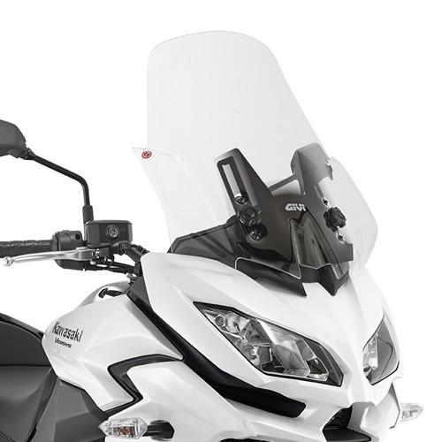 Kawasaki Versys 1000 (15-16) - čiré plexi Givi D4113ST