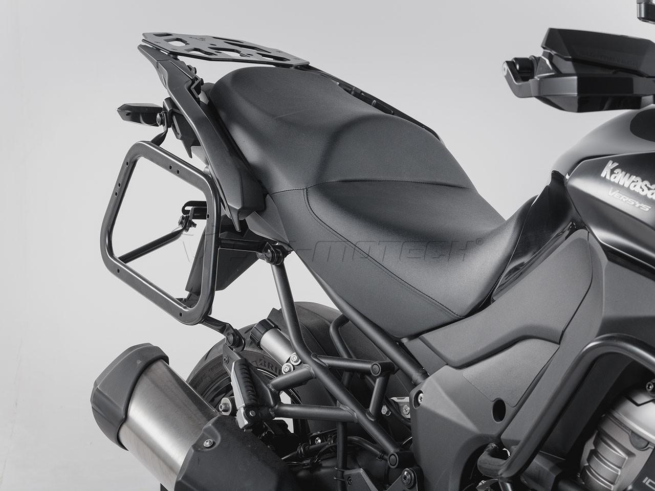 Kawasaki Versys 1000 (15-) - boční nosič EVO SW-Motech