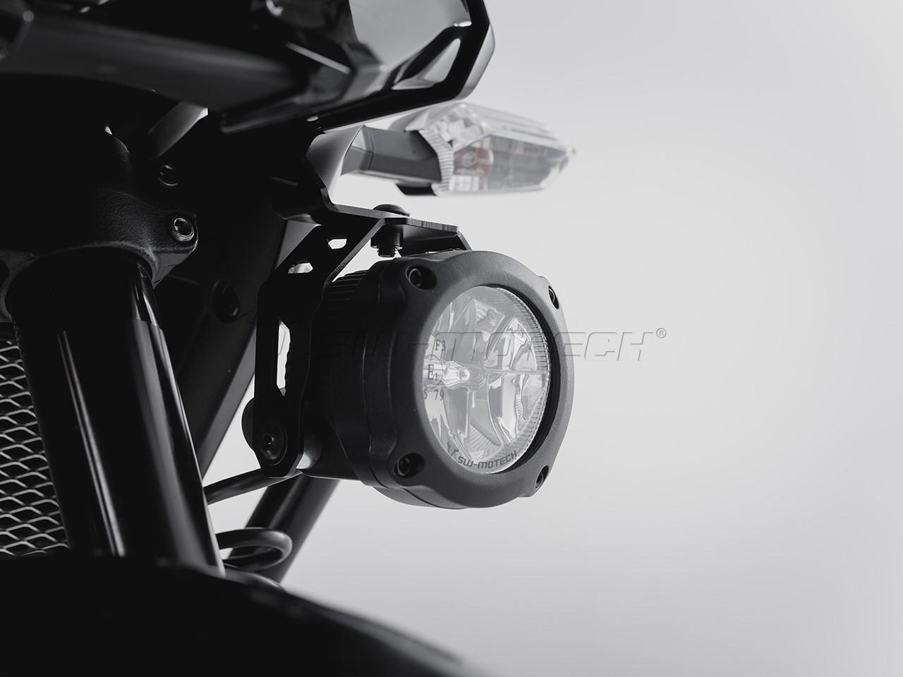 Kawasaki Versys 1000 (15-) - držák přídavných světel SW-Motech
