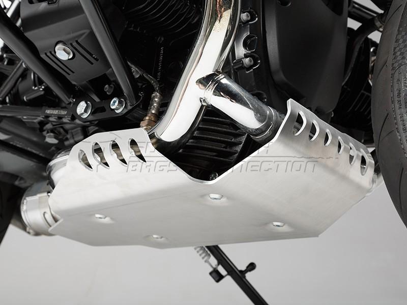 BMW R nineT 1200 (14-) - SW-Motech hliníkový kryt motoru