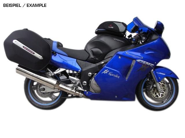 Honda CBR 1100 XX Blackbird (99-06) - kompletní sada AERO kufrů,