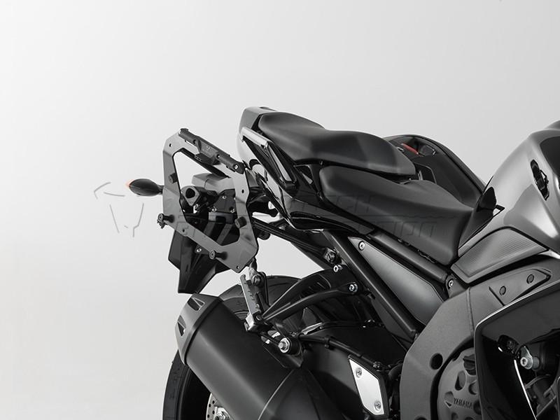 Yamaha FZ1 1000 / Fazer (05-) - boční nosič QUICK-LOCK SW-Motech