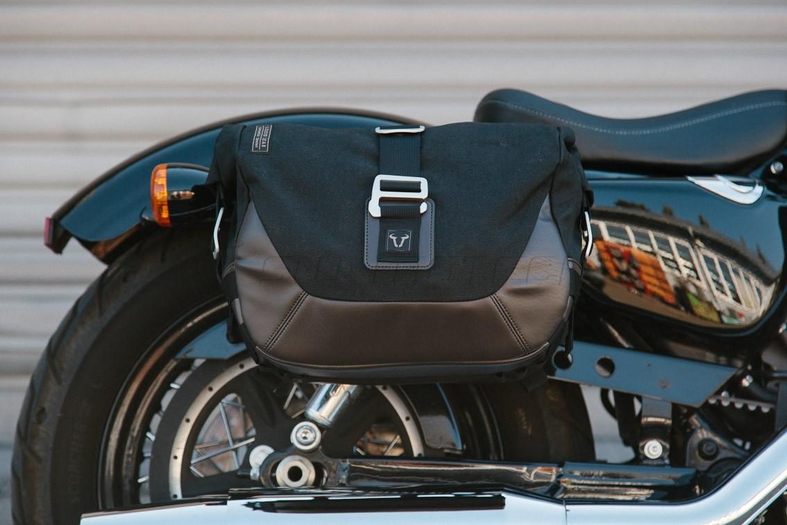 65ffc25632 Harley Davidson XL 1200 X Sportster Forty-Eight (10-) - sada nosičů ...