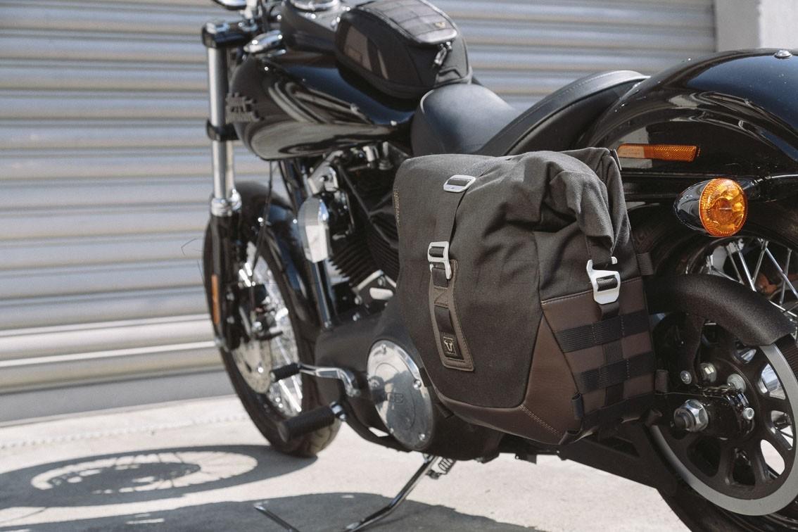 4fa6ff5b3f Harley Davidson FXDB Dyna Stret Bob (09-) - sada nosičů a brašen ...