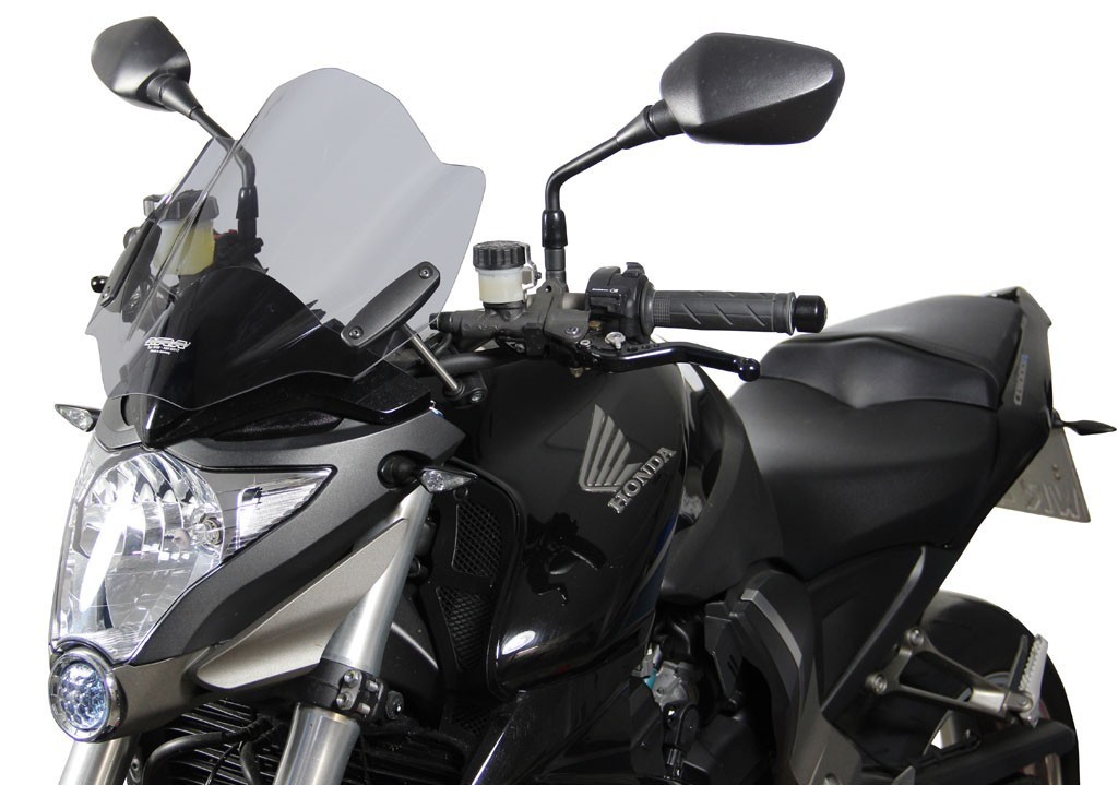 Honda CB 1000 R (08-17) - kouřové plexi MRA Touring