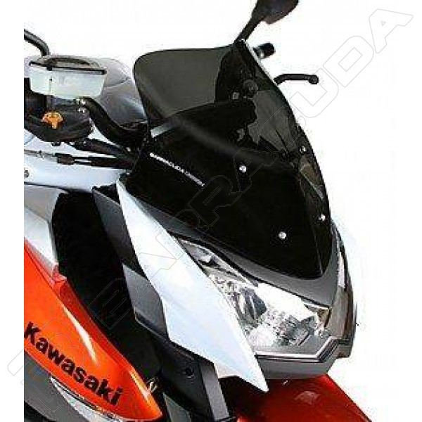 Kawasaki Z 1000 (10-13) - plexi Barracuda Aerosport