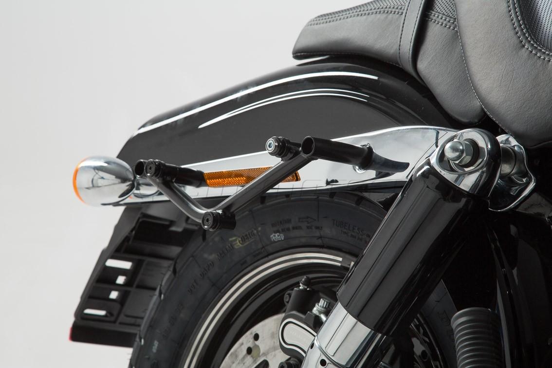 f7863293e7 Harley Davidson FXDF Dyna Fat Bob (08-) - pravý nosič SLC boční ...