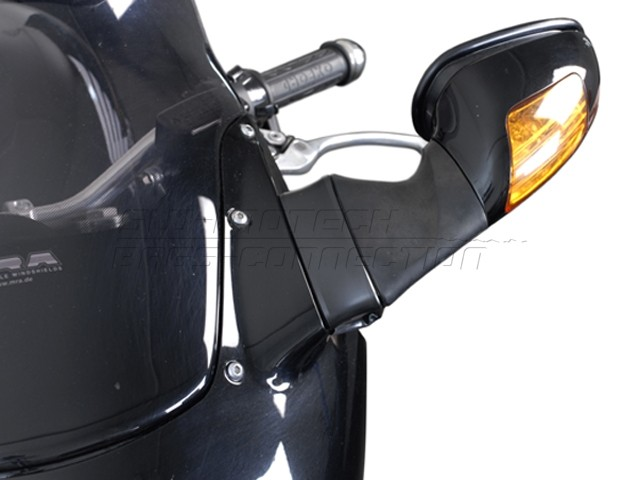 Honda CBR 1100 XX Blackbird (97-07) - rozšíření zrcátek SVL.01.5