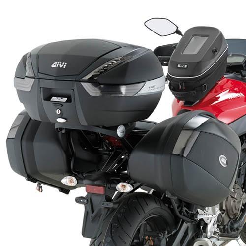 Yamaha MT-07 (14-17) - nosič bočních kufrů V35, Givi PLX2118