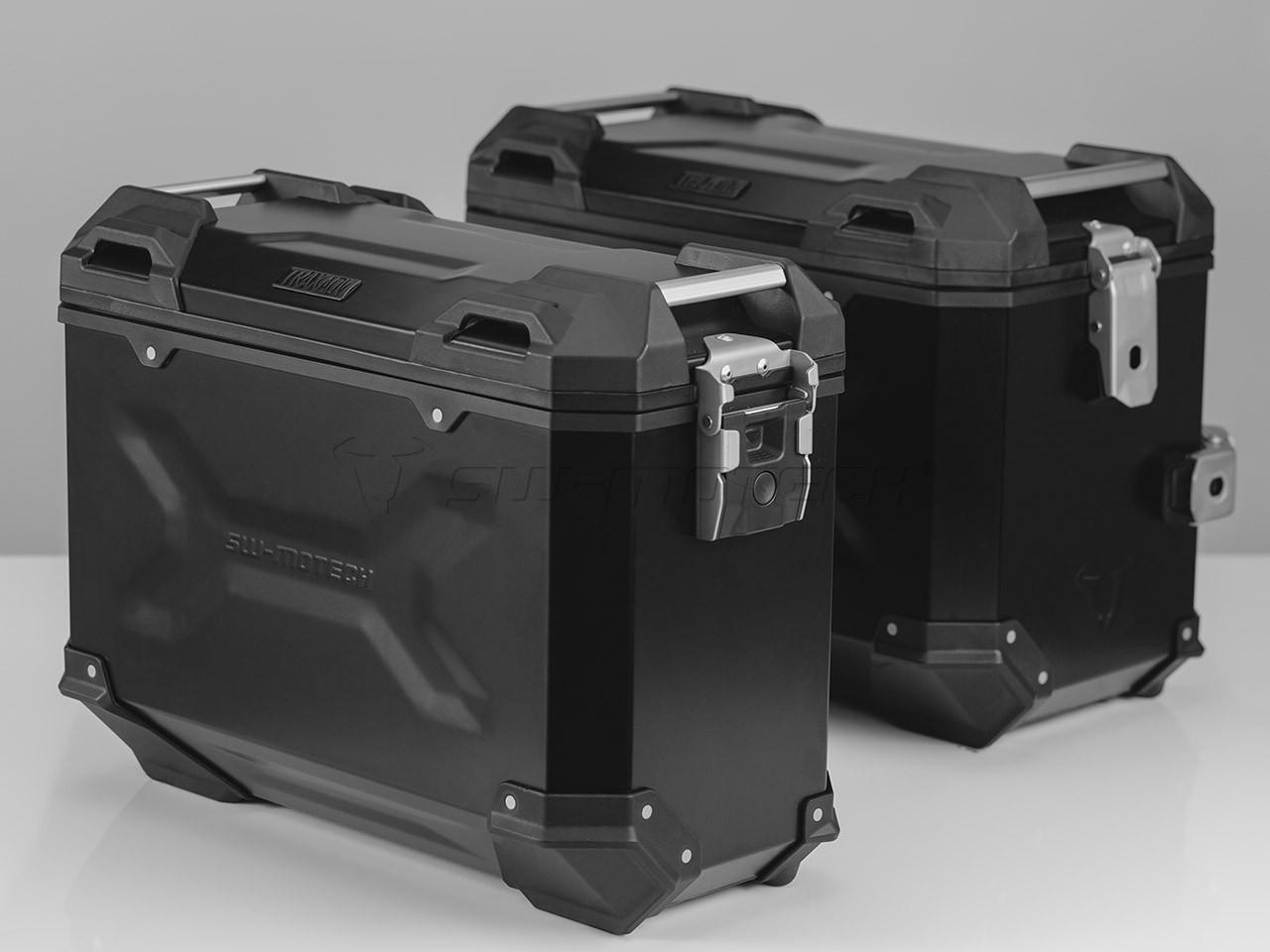 Triumph Tiger 1050 (06-12) - sada bočních kufrů TRAX Adventure 4