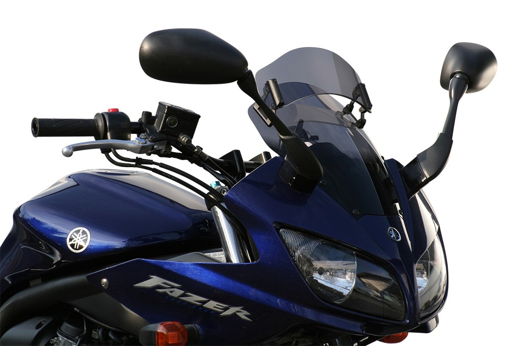 Yamaha FZS 1000 Fazer (01-05) - čiré plexi MRA Vario-touring