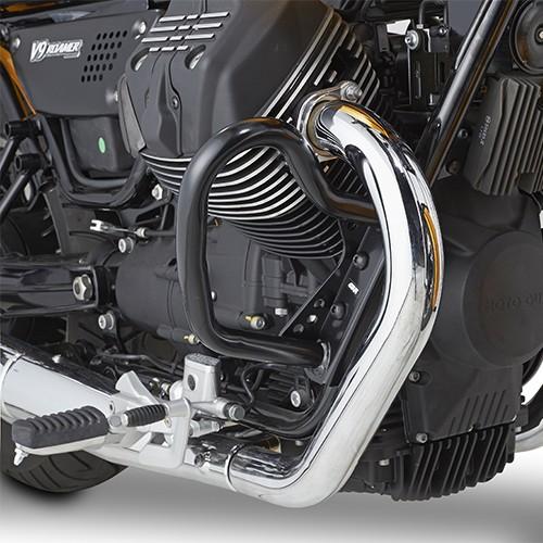 Moto Guzzi V9 Roamer / Bobber (16-) - padací rámy Givi TN8202