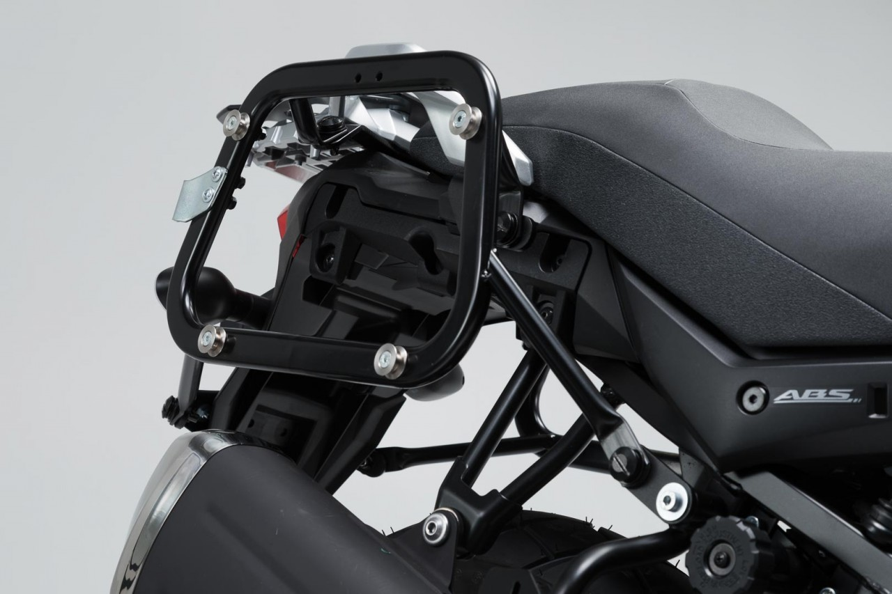 Suzuki V-Strom 650 / XT (17-) - EVO nosič bočních kufrů - SW-Mot