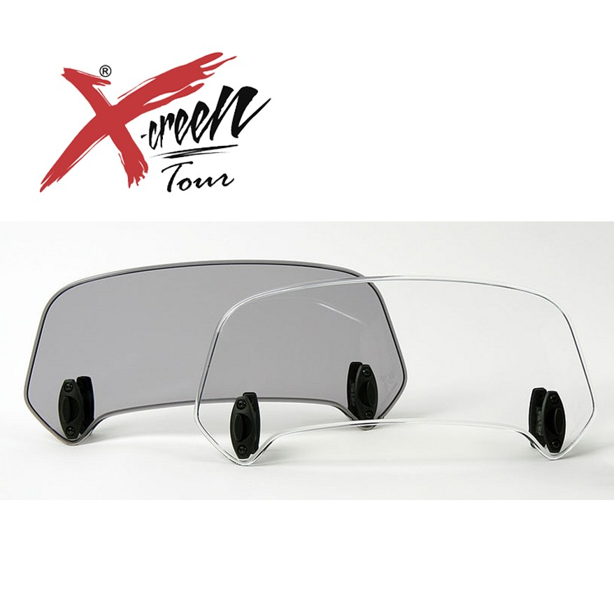 Nástavec plexiskla MRA X-creen Touring