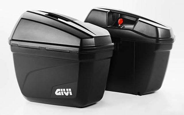 Boční kufry Givi E22N - 2 ks levý+pravý (Monokey)