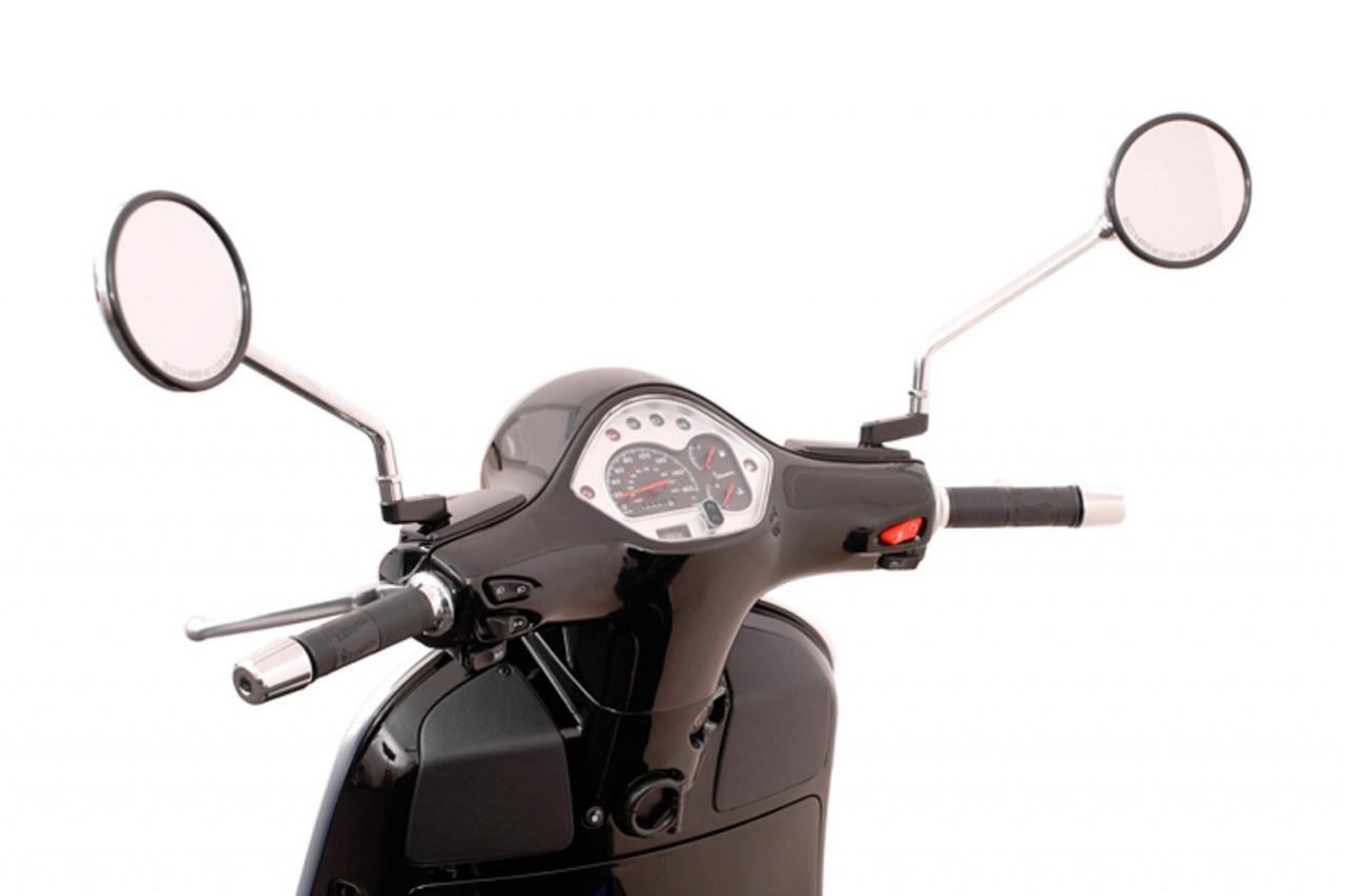 Rozšíření zrcátek o 40 mm - Piaggio GTS Vespa 125 (07-)