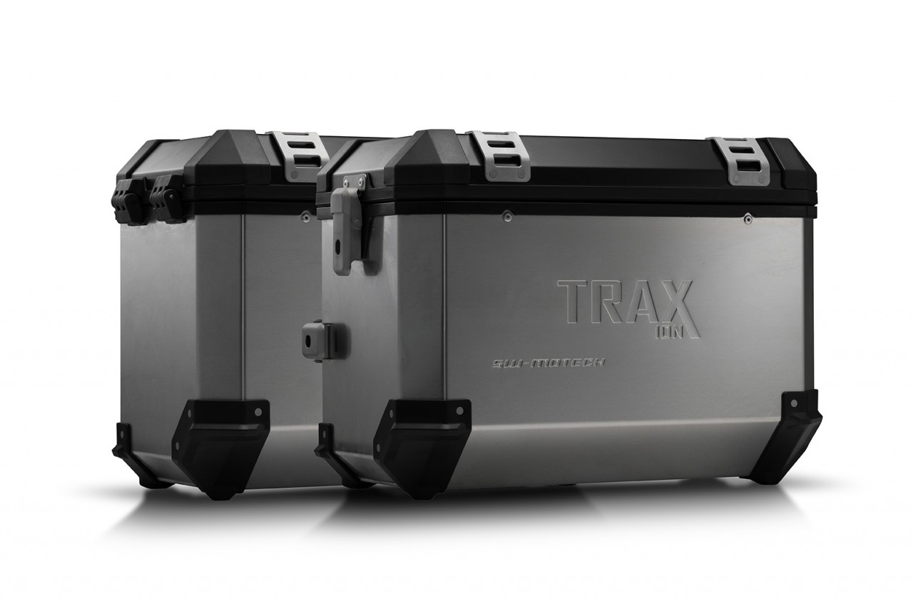 Suzuki V-Strom 650 / XT (17-) - sada bočních kufrů TRAX ION 45/4