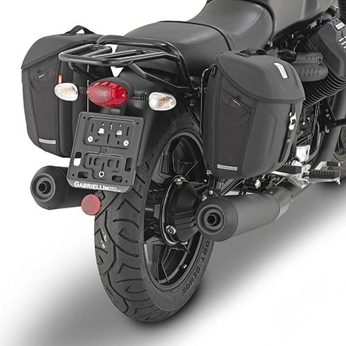 Moto Guzzi V7 III Stone / Special (17-) - boční nosič TMT8201 pr