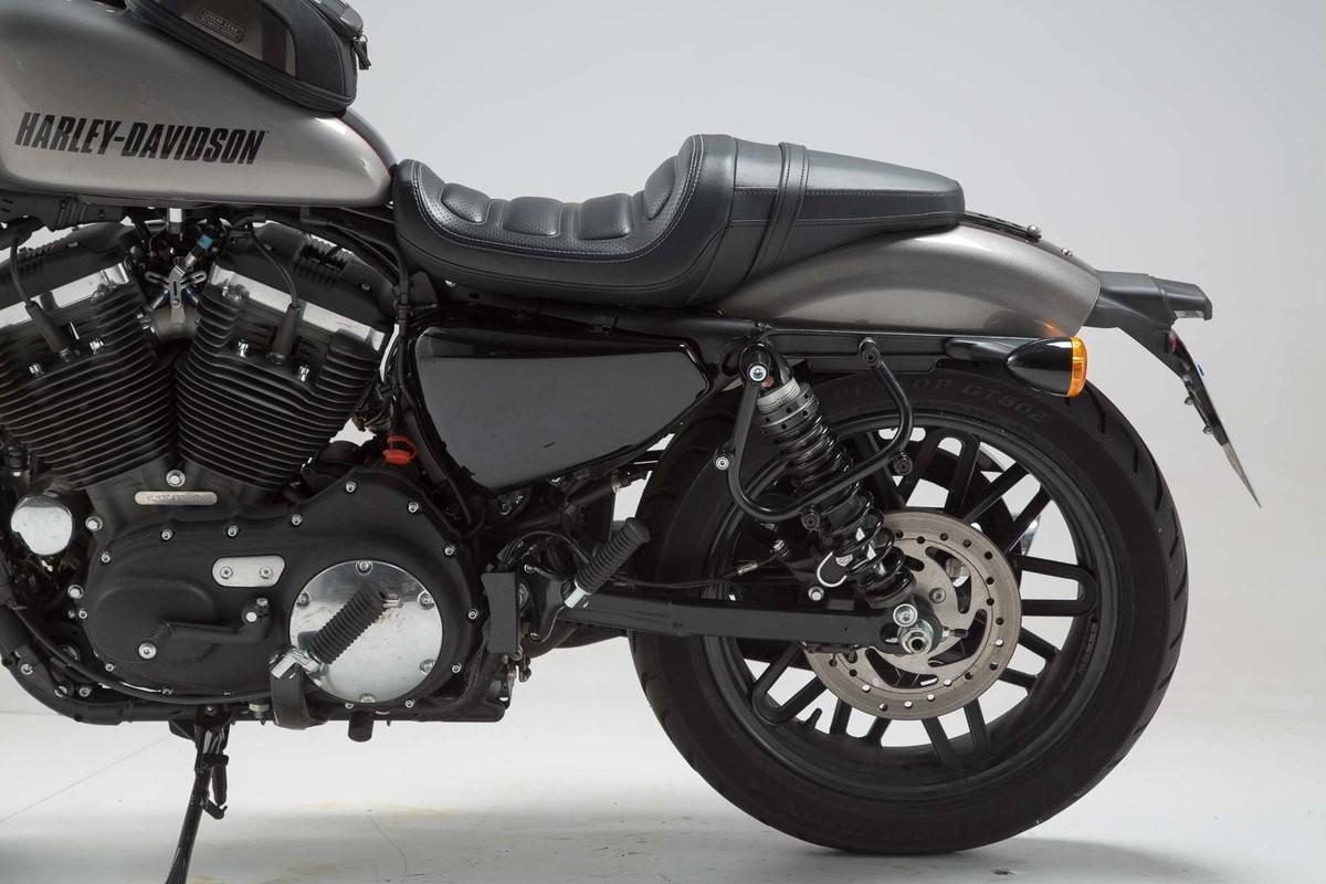 460b70d572 Harley Davidson XL 883 R Sportster Roadster (05-) - levý nosič SLC ...