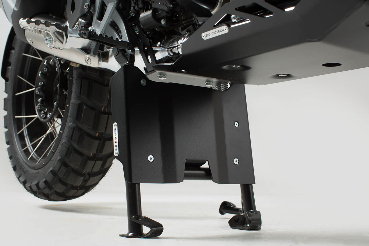 BMW R 1250 GS (18-) - prodloužení krytu motoru SW-Motech, černé