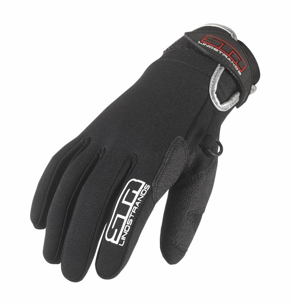 Lindstrands COAL - motocyklové neoprenové rukavice vel. XS
