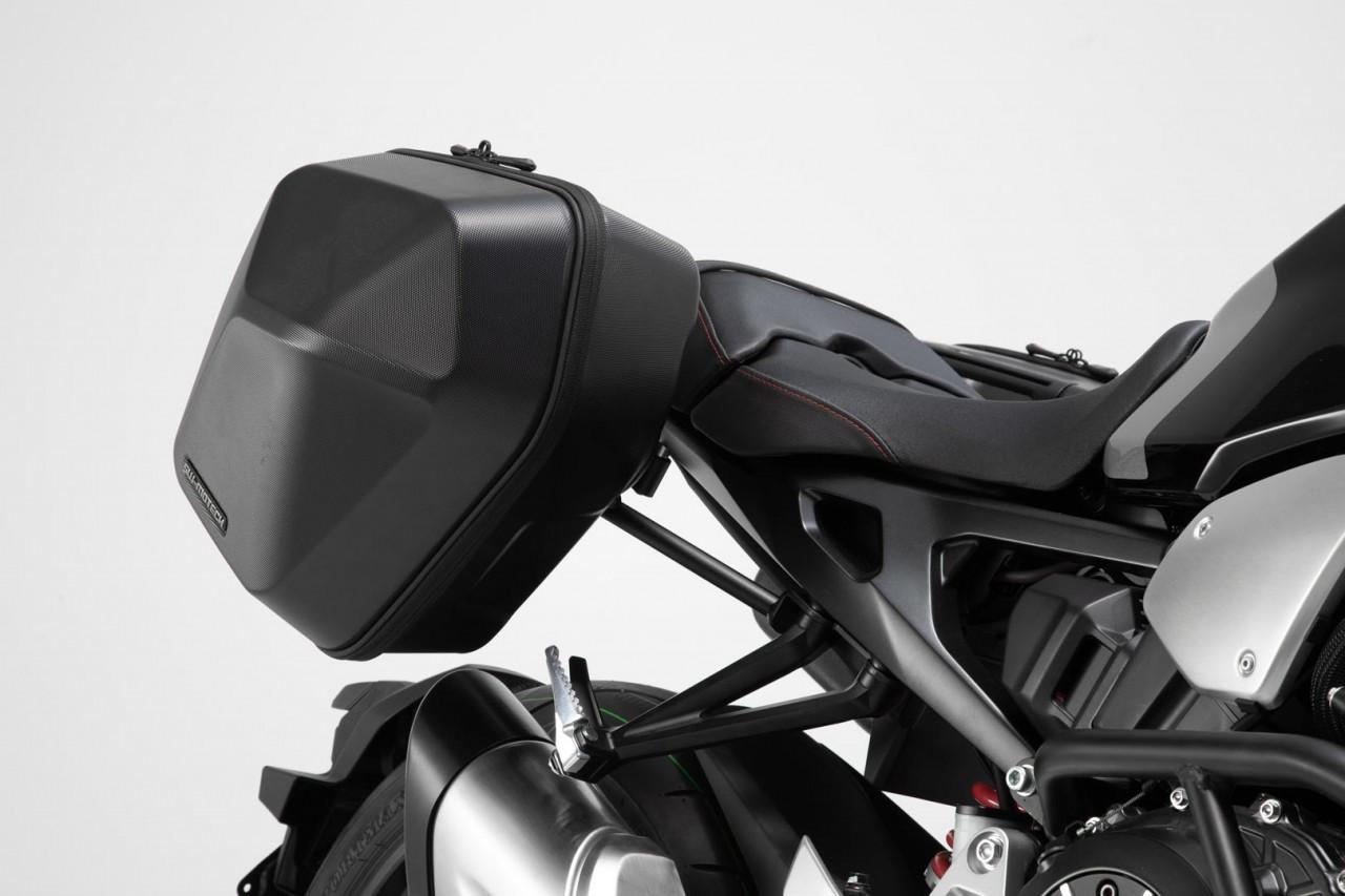 Honda CB 1000 R (18-) - sada nosičů a kufrů URBAN ABS, SW-Motech