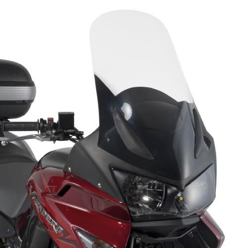 Honda XL 1000 V Varadero (03-12) - čiré plexi Givi D300ST