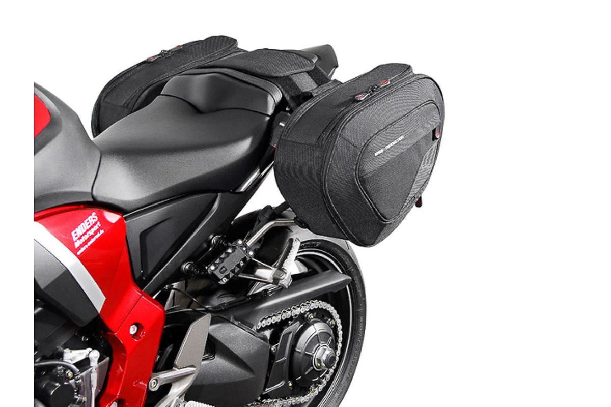 Honda CB 1000 R (08-17) - sada sedlových tašek BLAZE® a držáků B