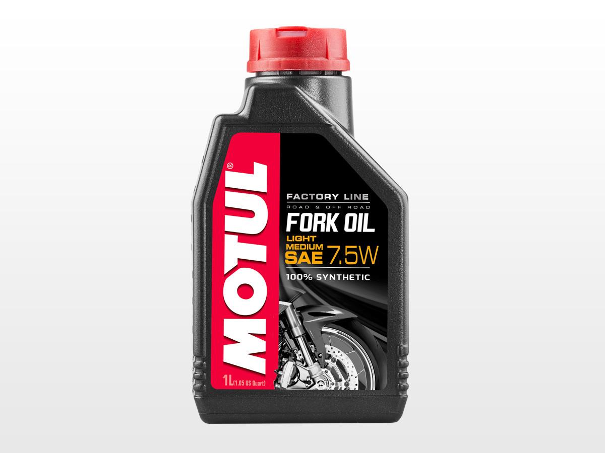 Motul Fork Oil 7,5W Factory Line 1 litr