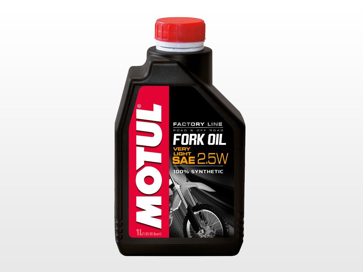 Motul Fork Oil Factory Line 2,5W 1l. - Tlumičový olej