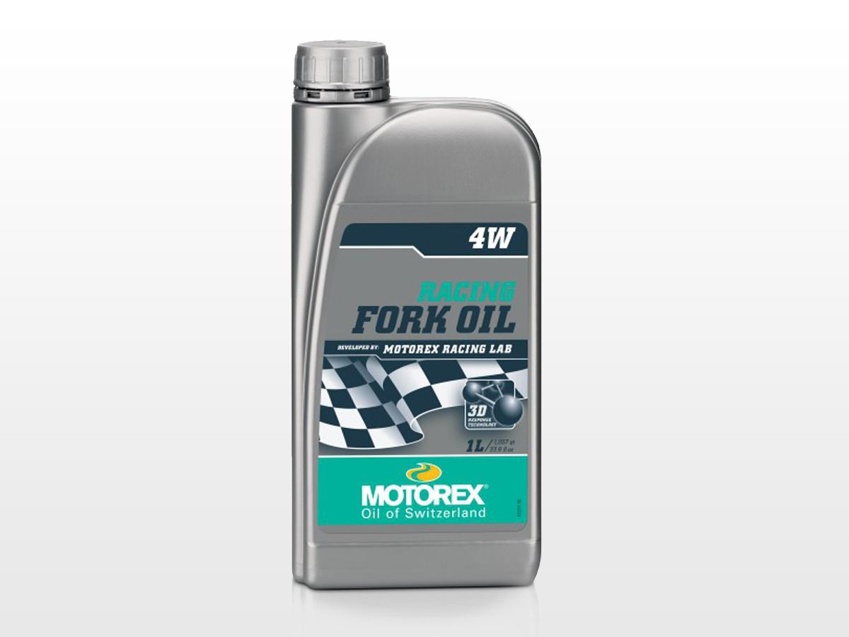 Motorex Fork Oil Racing 4W 1l. - Tlumičový olej