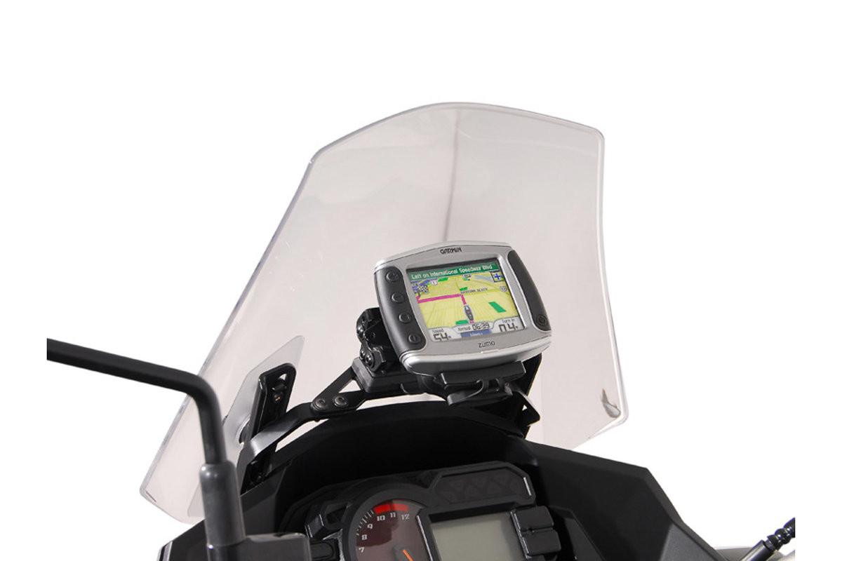 Kawasaki Versys 1000 (12-14) - QUICK-LOCK držák GPS