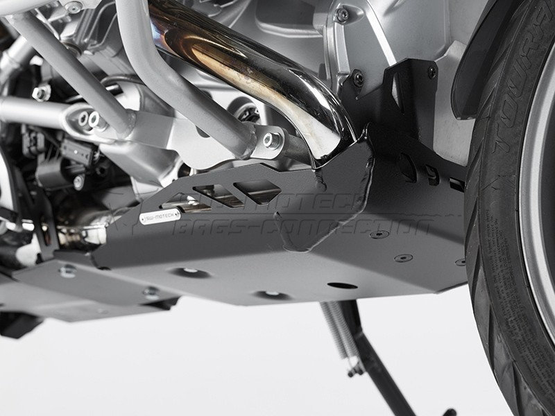 BMW R 1200 GS LC Rallye (17-) - kryt motoru SW-Motech, černý