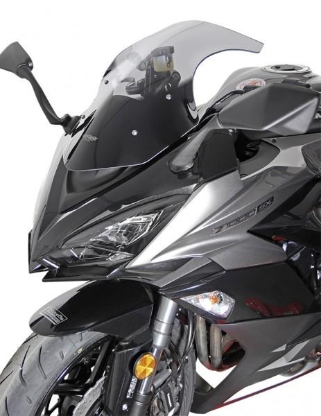 Kawasaki Z 1000 SX (17-19) - MRA čiré plexi tvar Touring