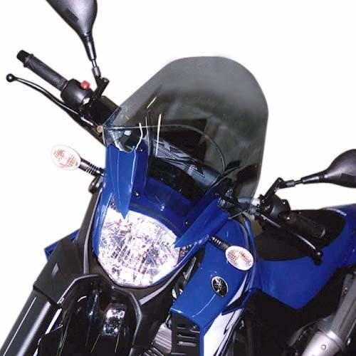 Yamaha XT 660 R / XT 660 X (04-) - kouřové plexi Givi D433S