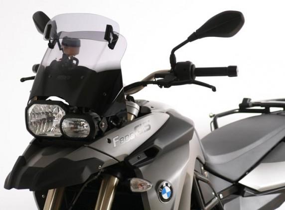 "BMW F 800 GS (08-13) kouřové plexi MRA Variotouring ""VTM"""