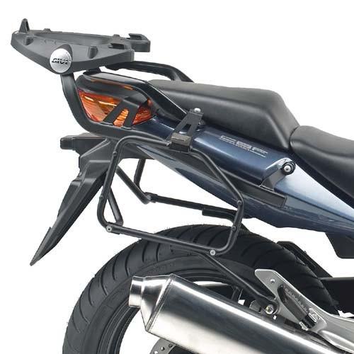 Honda CBF 600 S / N (04-12) - boční trubkový nosič Givi PL174