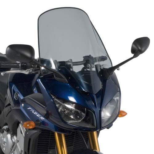 Yamaha FZ1 1000 Fazer (06-) - kouřové plexi Givi D437S