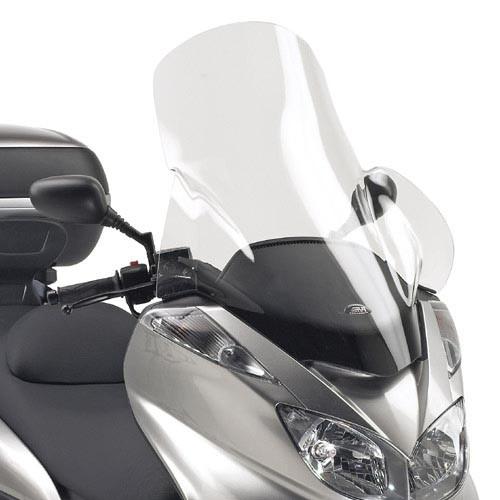 Yamaha Majesty 400 (04-08) - plexi čiré Givi D137ST